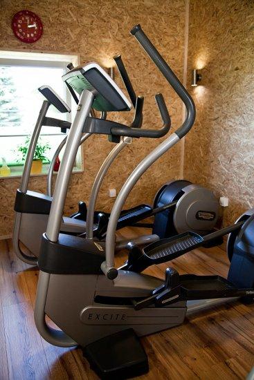 Unserer Crosstrainer bringen Sie im Cardiobereich richtig auf Touren
